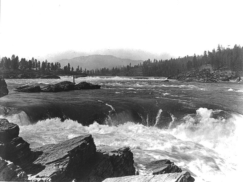 Kettle Falls Washington ~ Kettle falls
