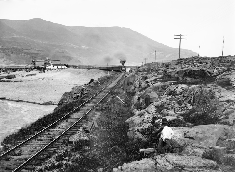 a history of railroads in america