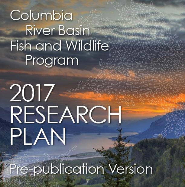 2017 research plan